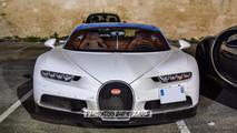 Bugatti Chiron fail