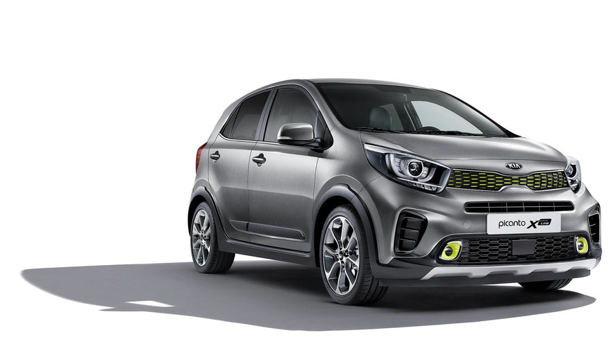 New Sorento and Picanto crossover from Kia