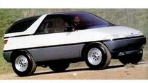 1988 Ford Bronco DM-1 concept