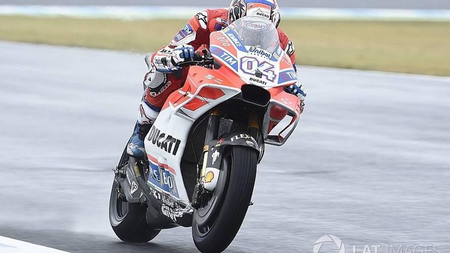 MotoGP - Dovizioso derrota Márquez em GP apoteótico no Japão