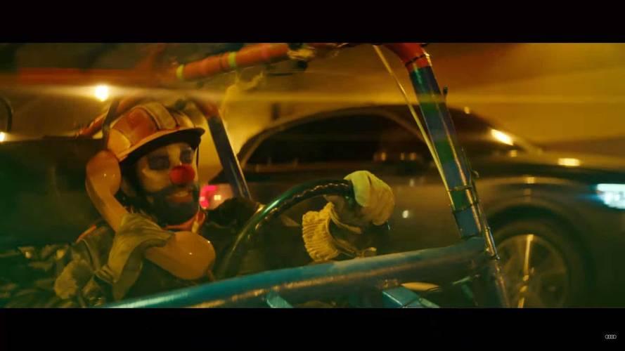 Audi Clown Ad