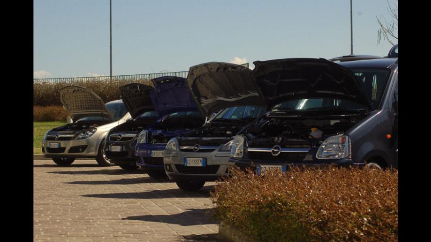 Opel a tutto gas!