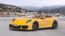 Yeni Porsche 911 Tasarım Yorumları