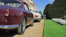 2017 Concours of Elegance Hampton Court