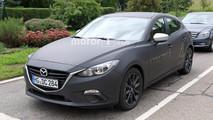 Mazda3 Skyactiv-X Test Mule