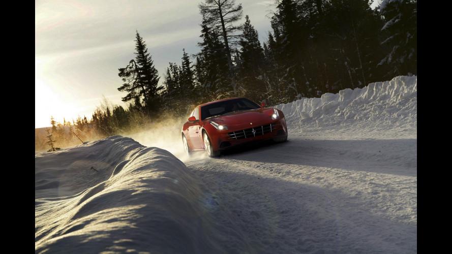 Ferrari FF, l'anteprima in diretta web
