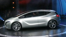 Opel Flextreme Concept Unveiled