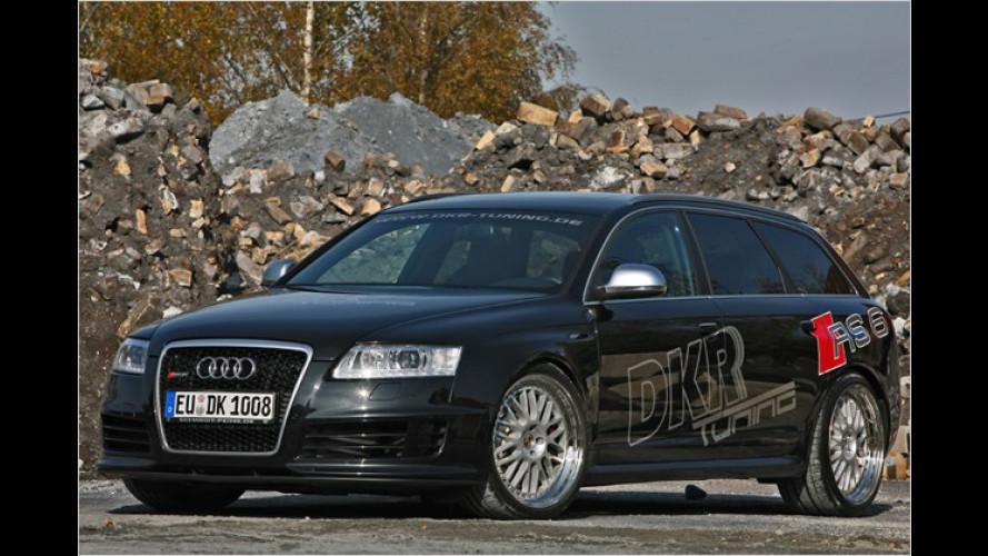 Verschärfter Leitwolf: DKR tunt den Audi RS6