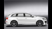 Audi Q7: Mehr Druck