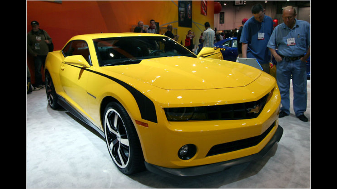 Chevrolet Camaro LT RS
