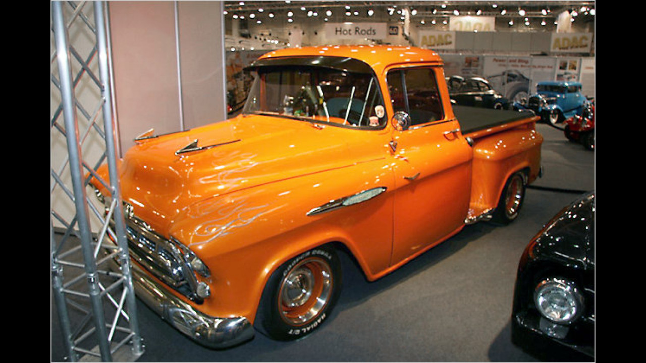 Chevy Pick-up 1957