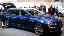 Renault Talisman estate in Frankfurt 2015