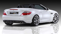 Piecha Accurian RS based on 2012 Mercedes SLK (R172)