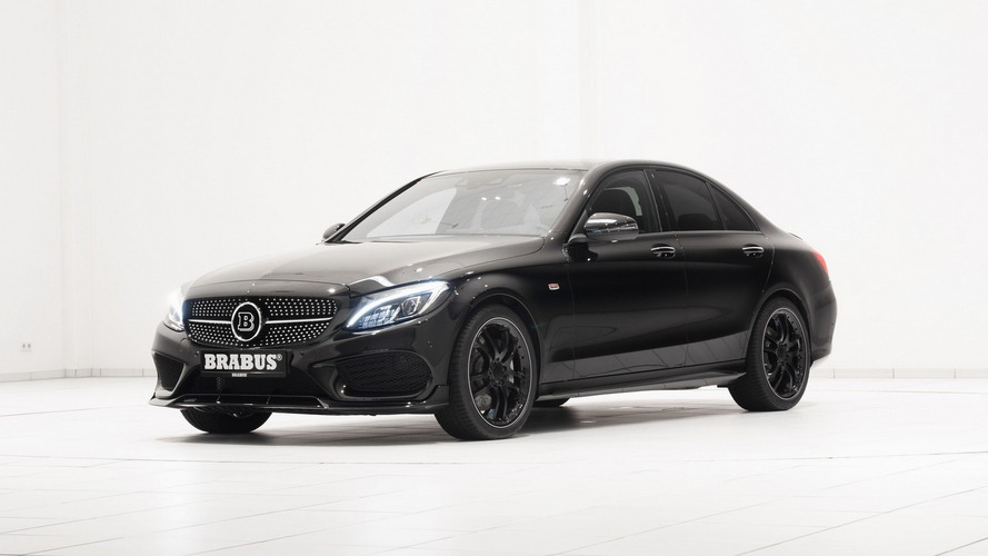 Mercedes C450 AMG 4Matic gets tuned to 405 hp
