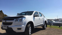 Holden Colorado LS-X special edition