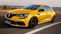 2017 Renault Megane RS render