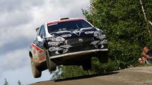 Raikkonen gifts rally car to brother Rami