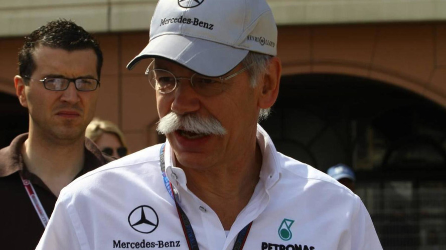 Zetsche wants F1 title name change - rumour