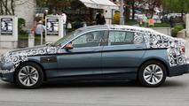 BMW 5-series GT Production Prototype Spy