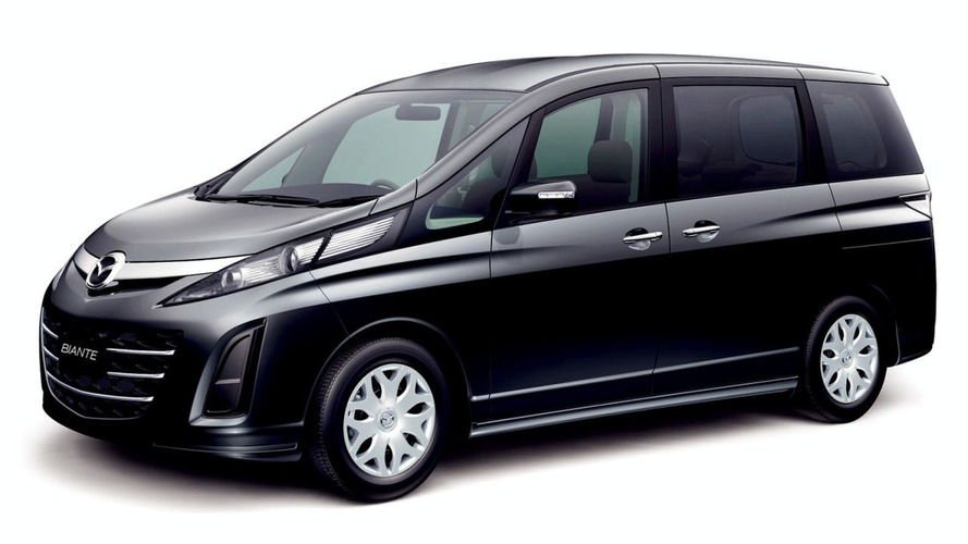 Mazda Announces Biante Limited Edition and Special Edition in Japan