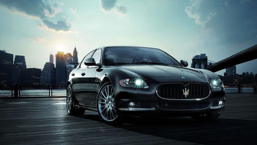 Maserati Quattroporte Sport GT S Headed for Detroit