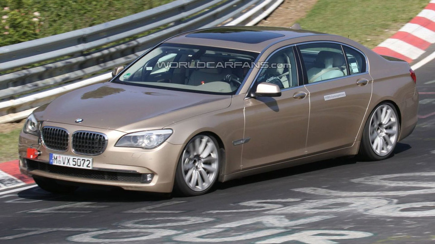 BMW 7-Series ActiveHybrid & X6 ActiveHybrid Unveilings Confirmed for Frankfurt