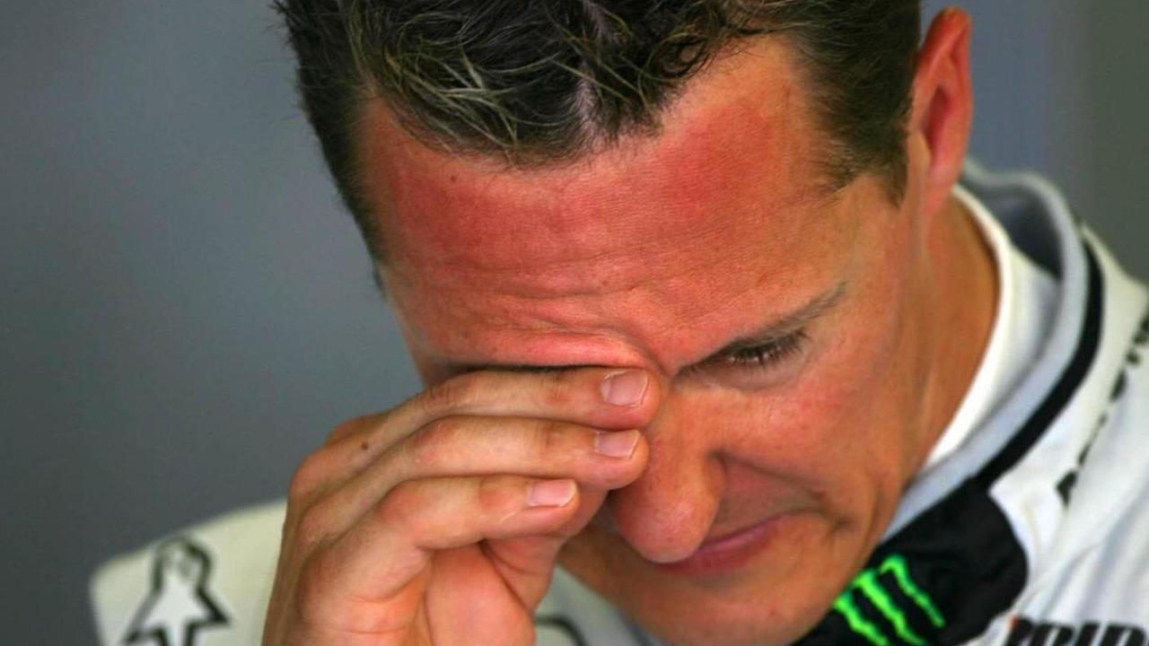 Michael Schumacher (GER), Mercedes GP, Turkish Grand Prix, 28.05.2010 Istanbul, Turkey
