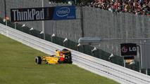 Vitaly Petrov (RUS), Renault F1 Team - Formula 1 World Championship, Rd 16, Japanese Grand Prix, 10.10.2010 Suzuka, Japan