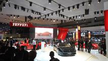 Paris Motor Show - Ferrari's stand