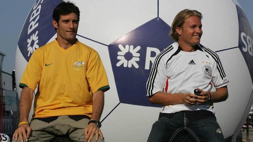 Webber apologised for Korea smash admits Rosberg