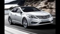 Hyundai confirma lançamento da nova geração do Azera para novembro nos EUA