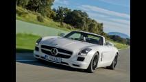 Galeria de Fotos: Mercedes-Benz SLS AMG Roadster 2012