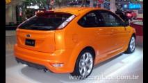 Ford Focus ST é flagrado no Brasil