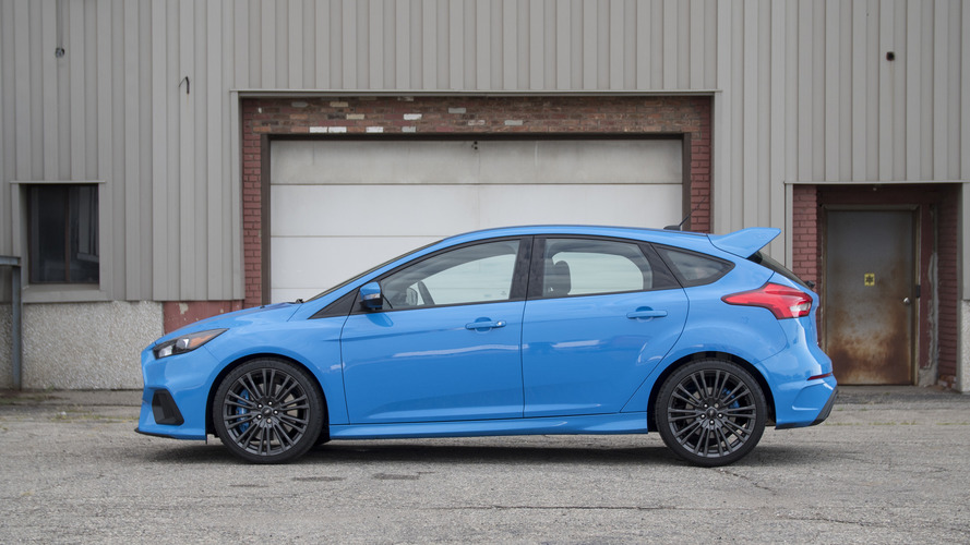 Why Buy? Ford Focus RS Headliner
