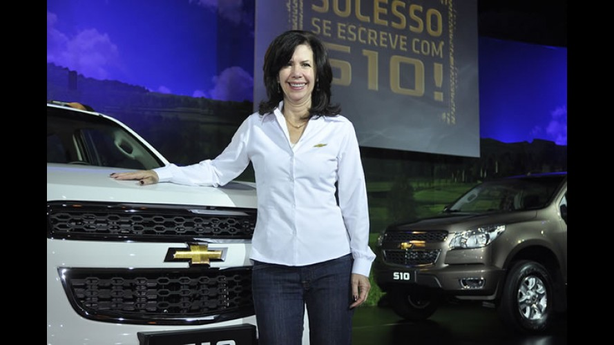 Grace Lieblein é promovida a Vice-Presidente Global de Supply Chain - Ardila reassume GM Brasil