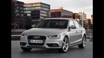 Nova geração do Audi A4 chega em 2014 com design mais dinâmico e inédita versão híbrida