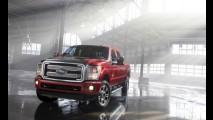 Ford revela detalhes da F-Series 2013
