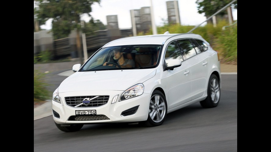 Volvo V60 T5 é lançado no Uruguai