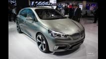 Salão de Paris: BMW Concept Active Tourer - Tração dianteira, versatilidade e baixo consumo.