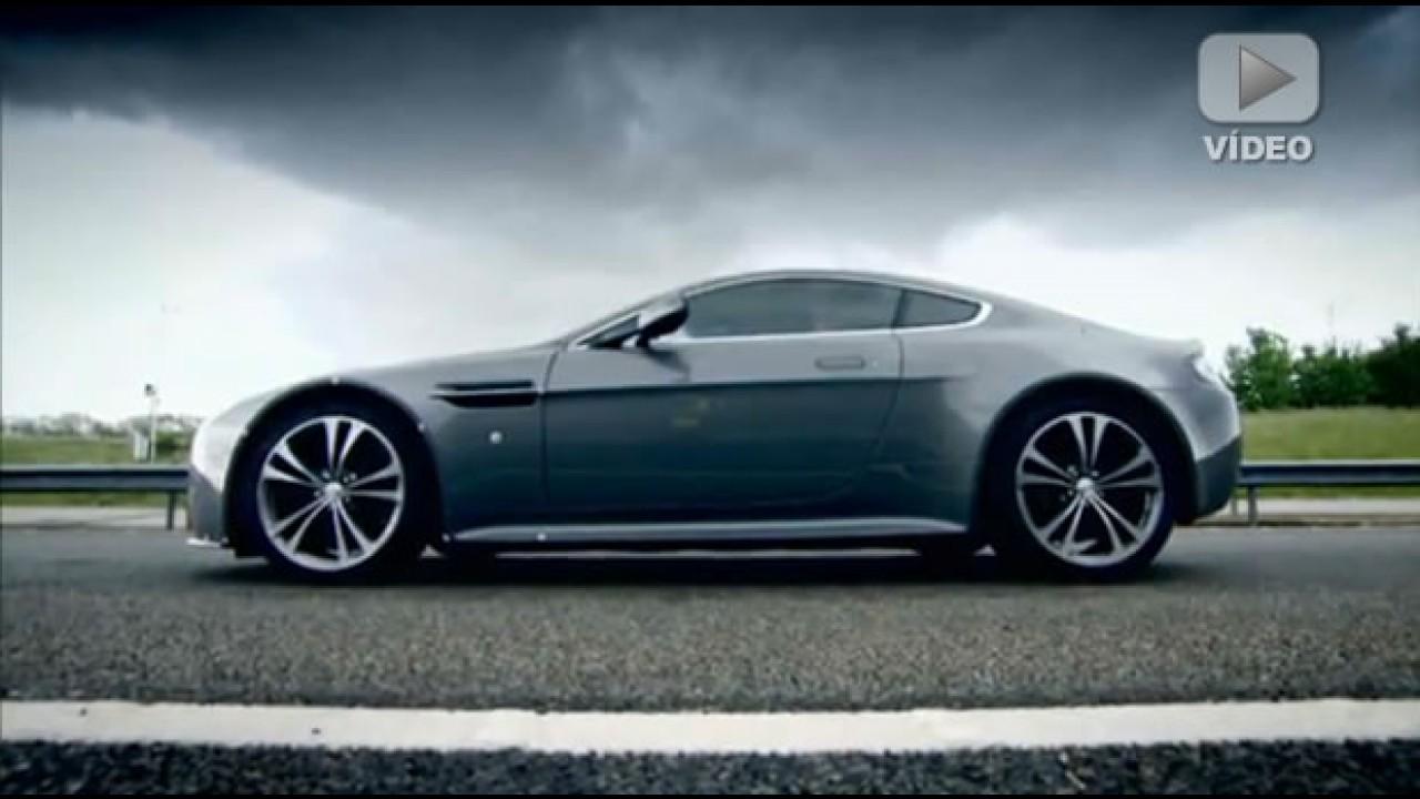 VÍDEO: Aston Martin V12 Vantage