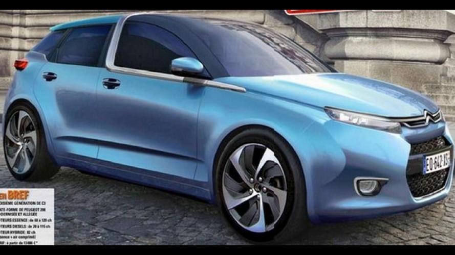 Citroën vai anunciar linha de baixo custo e substituto do C3 em Frankfurt