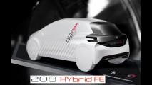 Frankfurt: Peugeot mostrará 208 híbrido com consumo de 47,6 km/l