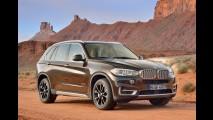 BMW começa a produzir nova geração do X5 nos EUA