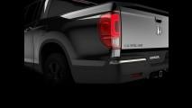 Honda Ridgeline 2017: novo teaser mostra mais da picape japonesa