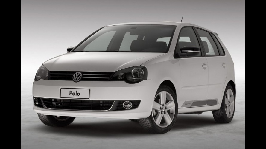 Obituário: Polo está fora da tabela de preços da VW para maio