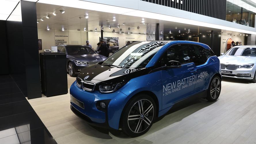 BMW i3 e Nissan Leaf no top 10 de vendas... da Noruega