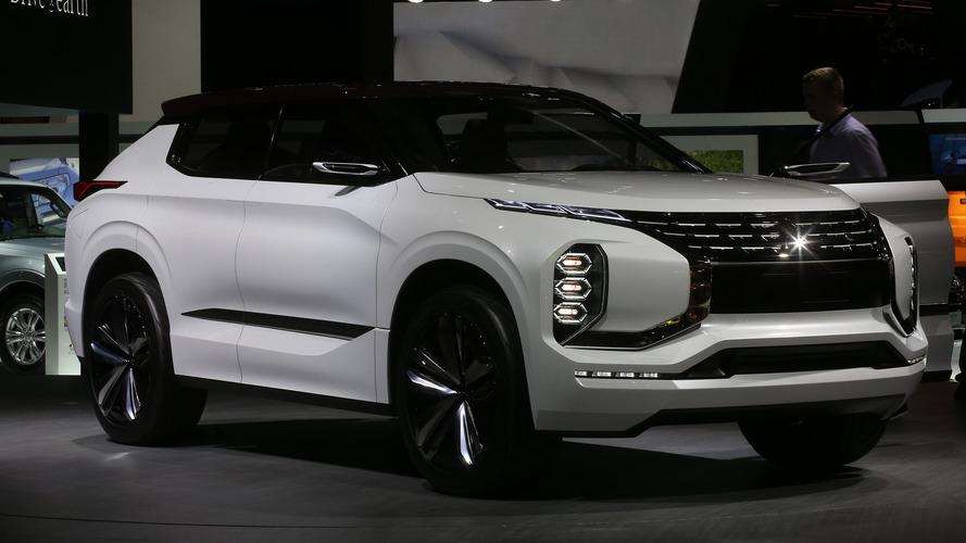 Mitsubishi PHEV ve eX konseptleri Çin yolunda