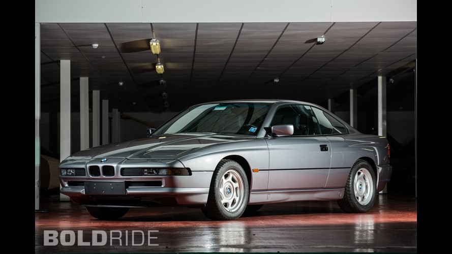 BMW 850i Coupe