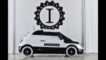 Fiat 500e First Order Stormtrooper