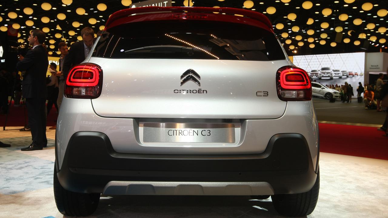 2016 Citroën C3 - Paris Otomobil Fuarı